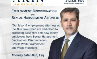 Akin Law Group, PLLC – New York City Sexual Harassment Attorney