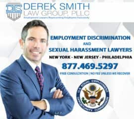 Derek T. Smith Law Group, PLLC – New York City Sexual Harassment Lawyers