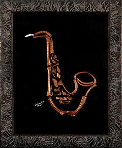 Tia Jannah | Bone Artist | Sax | Bone art | New York City | New Jersey | Philadelphia