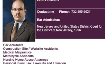 John Anzalone | New Jersey Personal Injury Attorney